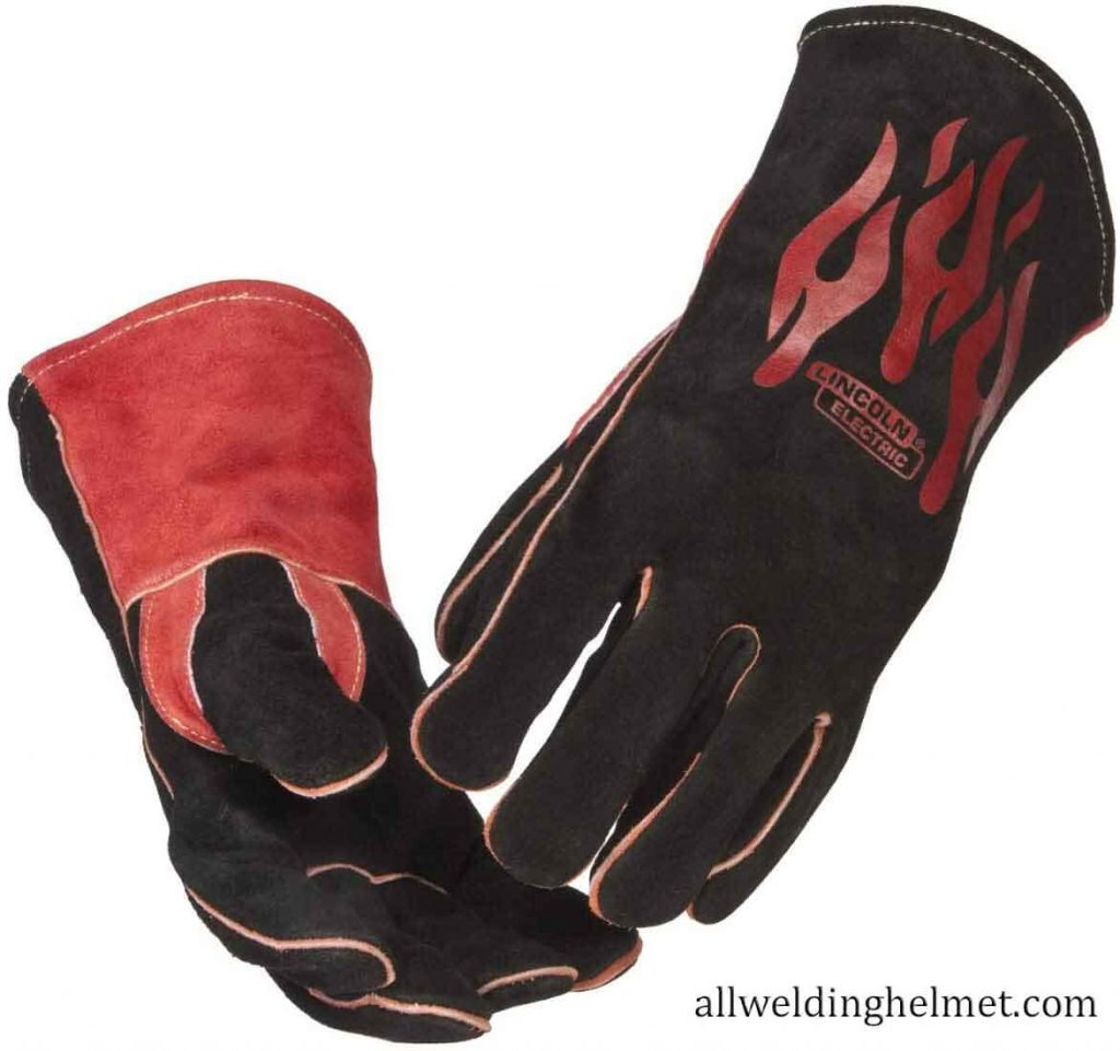 Lincoln Traditional MIGStick Welding Gloves