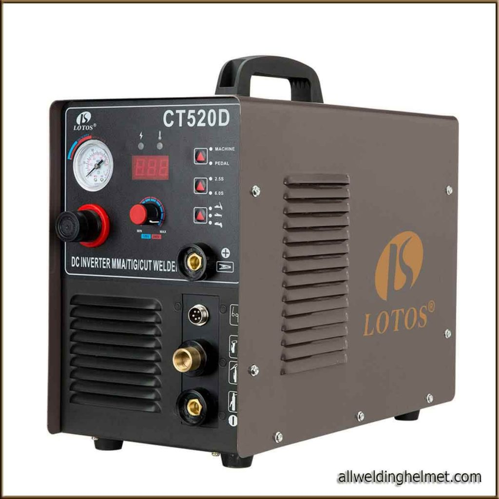 LOTOS CT520D Welder