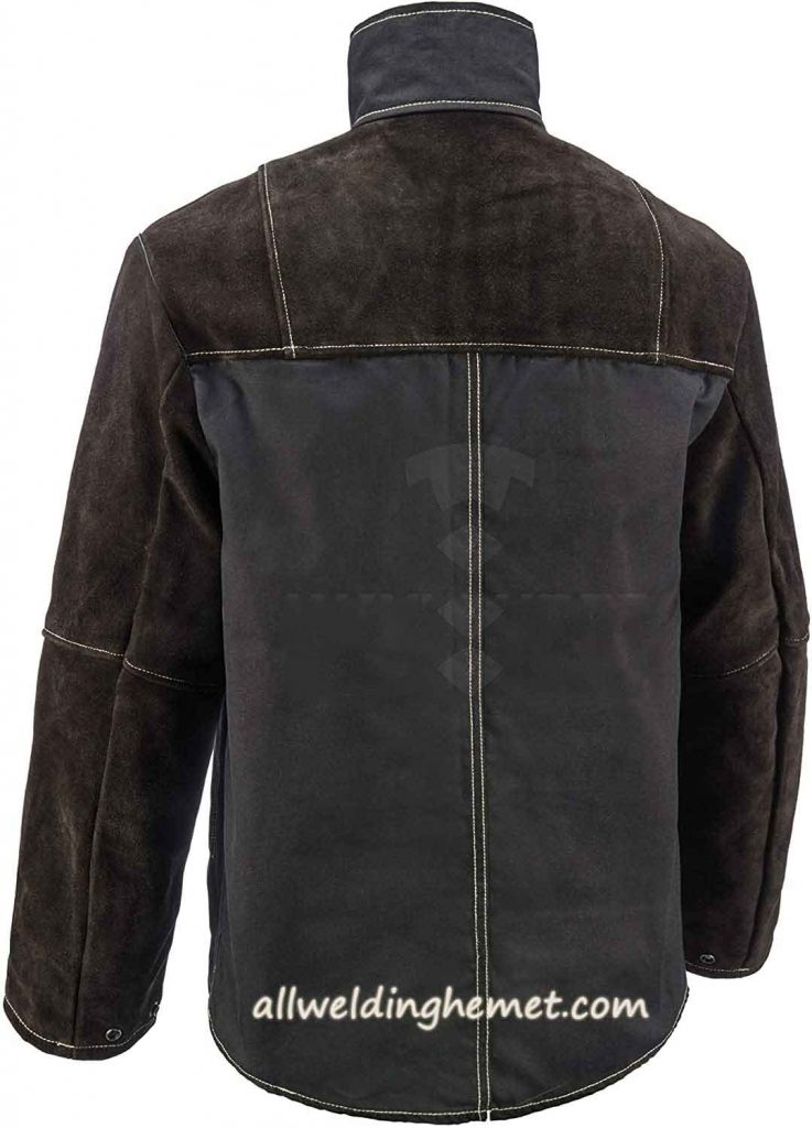 Waylander JC850 Leather Welding Jacket